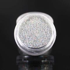 1 Pcs Nail Gel Plastic Fake Fingers Model Acrylic Powder 3D Nail Tips Nail Glitter Crystal Powder Manicure Tools Acrylic Powder