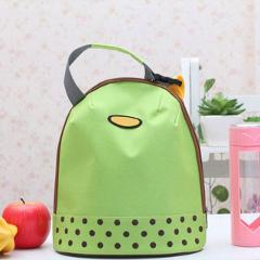 Portable Cooler Tote Insulated Canvas Lunch Bag Thermal Food Picnic Bento Lunch Bags Bolsa Termica