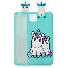 Huawei Y5P Case 3D Case na for Fundas Huawei Y5p 2020 Cases Huawei Y 5p Y5 P Coque Unicorn Soft Silicone Phone Back Cover Etui