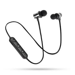 Magnetic Wireless Bluetooth Earphone Stereo Waterproof Sports Earbuds In-ear Headset Earphone with Mic For iPhone Samsung