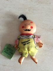 Rarissima bambola mini patatina El greco gig anni 90 etichettata da collezione