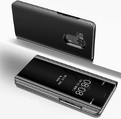 Mirror Smart Phone Case For Xiaomi Redmi Note 8 7 6 5 Pro 5 Plus K20 4X 6 7 8 8A Flip Stand Cover For Xiaomi Mi 8 9 SE 5 6X Case