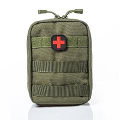 Mini Pouch High Quality Travel First Aid Kit Portable Survival Large Capacity Tactical Emergency Military Kit Medical Quick Pack