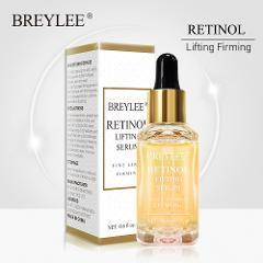 BREYLEE Retinol Lifting Firming Serum Face Collagen Essence Remove Wrinkle Anti Aging Facial Skin Care Fade Fine Lines Repairing
