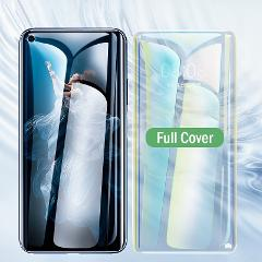 Skinlee Protection Film For Moto G9 Plus Tempered Glass Protector Cover Case For Motorola G9 Plus Clear Protection Film