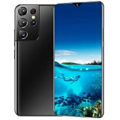 5.1 android Smartphone S21 + Ultra New Carcasas Celulares Moblile 5G