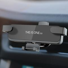 POPSTAND Gravity Car Holder For Phone in Car Air Vent Clip Mount No Magnetic Mobile Phone Holder GPS Stand For iPhone XS  Xiaomi