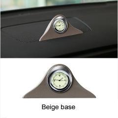 An on-board quartz watch Quartz watch for dashboard decoration Car Accessories For porsche macan cayenne paramela Cayman 911 718