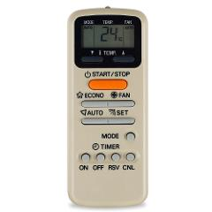 Air Conditioner air conditioning  remote control suitable for toshiba WH-E1NE WH-D9S  KT-TS1  WC-E1NE  WH-E1BE KTDZ002