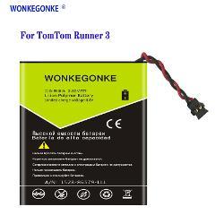 For TomTom Runner 3 GPS Fitness Watch Batteries Battery