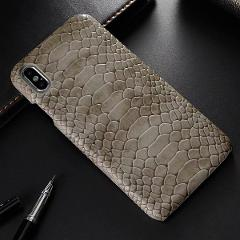 Snake Skin Leather Phone Case for iphone XS Max X XR 8 7 6 6s Plus PU Leather Back Cover for iphone 11 11 Pro 11 Pro Max Case