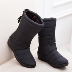 Women Boots Winter Snow Boots Female Winter Boots Women ankle boots Warm Women Shoes Waterproof Botas Mujer Women's Boots