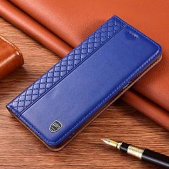 Case for Cubot R15 R19 X19 J7 Flip Plaid style Genuine Leather wallet Cover for Cubot Max 2 max2 Phone cases