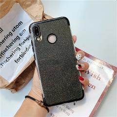 Glitter Case For Huawei Nova 4 3 P30 Pro P20 P10 Lite MATE 20 10 Honor Play 10 9 8 P Smart 2019 Cover Silicone TPU Soft Case