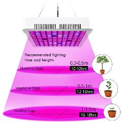 LED grow light 300W Full Spectrum Red Blue White UV IR for Indoor Greenhouse grow tent phyto lamp for plants grow tent Lamp