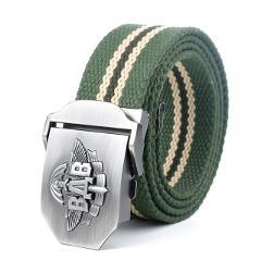 New High Quality Men & Women Military Belt VDV Army Tactical Belt Patriotic Soldiers Canvas Jeans Belt