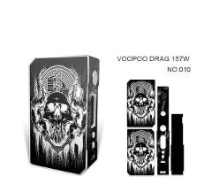 1pcs Authentic VapeSoon Protector Skin DRAG 157 Sticker For Drag 157 Box Mod in Stock Fast Shipping