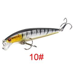 New fishing gear 10 cm Variable sinking Fishing lures Bait Fishing lure good fishing tacklevis aas Cebo de pesca  #25