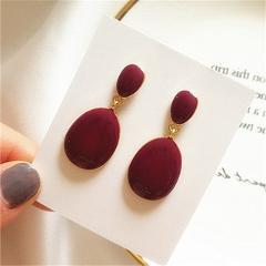 Geometric earrings For Women Fashion earrings long contracted asymmetry Hanging Dangle Earrings Drop Earing modern Jewelry