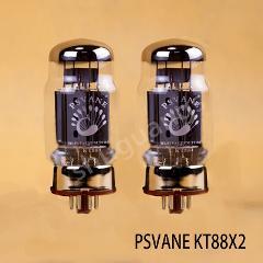New 2pcs Psvane KT88(KT88-98,KT88-Z,KT88-T,6550A-98,6550B) HIFI Audio Vacuum Tubes Matched Pair Repalce shuguang Mullard JJ KT88