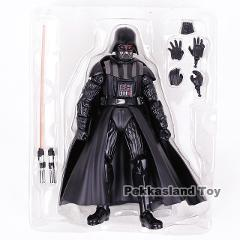 SHF Darth Vader With Display Stand PVC Action Figure Collectible Model Toy