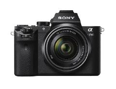 Sony A7II Full Frame Interchangeable Lens Camera with SEL2870 Lens Kit - Black (24.3 MP)